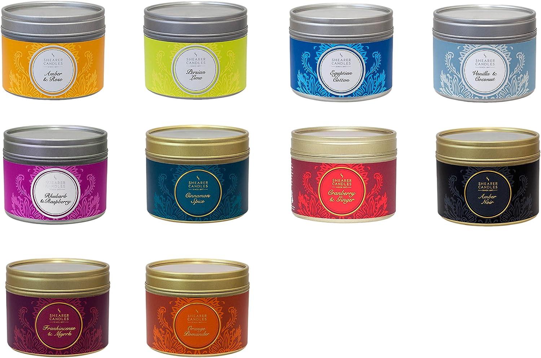 Shearer Candles komplett komplett komplett Couture Kollektion, Wachs,, sortiert, 35 x 13,5 x 16 cm B076M5MJ1X afbf0f