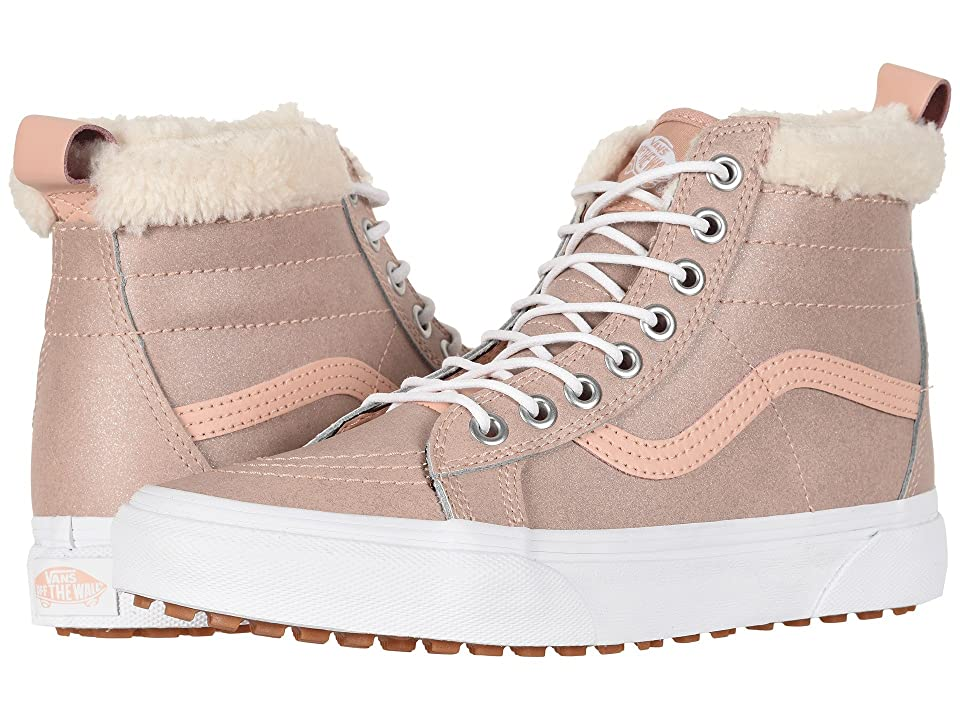 Vans SK8-Hi MTE ((MTE) Metallic/Soft Pink) Skate Shoes