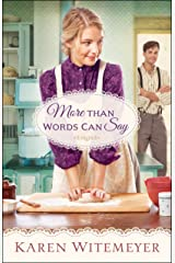 More Than Words Can Say (A Patchwork Family Novel Book #2) Kindle Edition