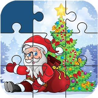 Santa Puzzle Jigsaw 2020