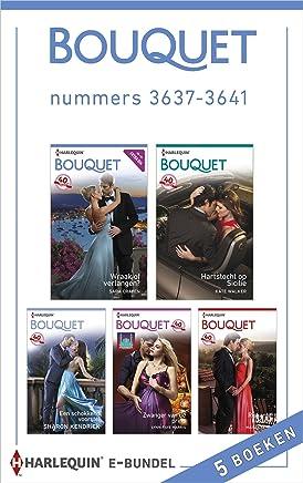 Bouquet e-bundel nummers 3637-3641 (5-in-1) (Dutch Edition)