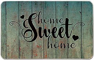 Occdesign Housewarming Gift Door Mat for Front Door Farmhouse Rustic Decorative Entryway Outdoor Floor Doormat Gift Durabl...