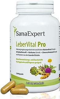 SanaExpert LeberVital Pro, Suplemento Nutricional para el H