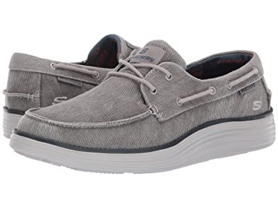 SKECHERS Status 2.0 Lorano (Light Grey) Men