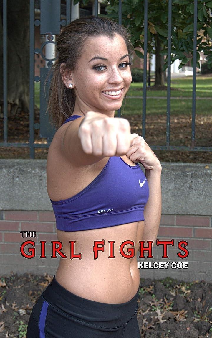 多くの危険がある状況膜週末The Girl Fights (English Edition)