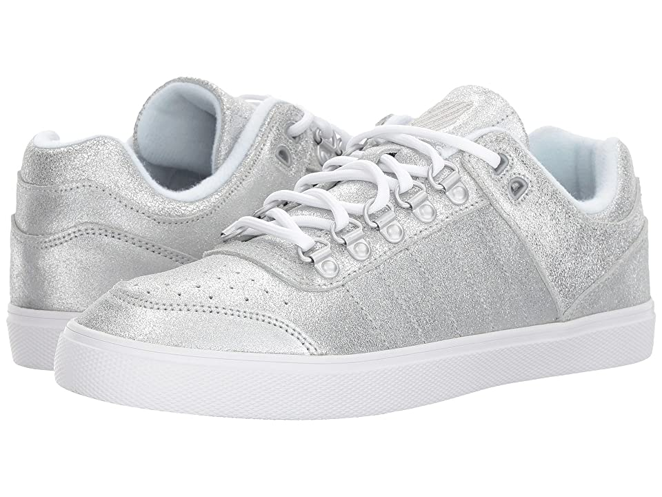 K-Swiss Gstaad Neu Sleek Suede (Silver) Women
