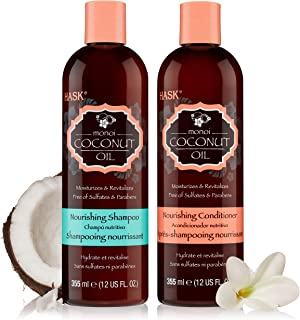 Best coconut water shampoo hask Reviews