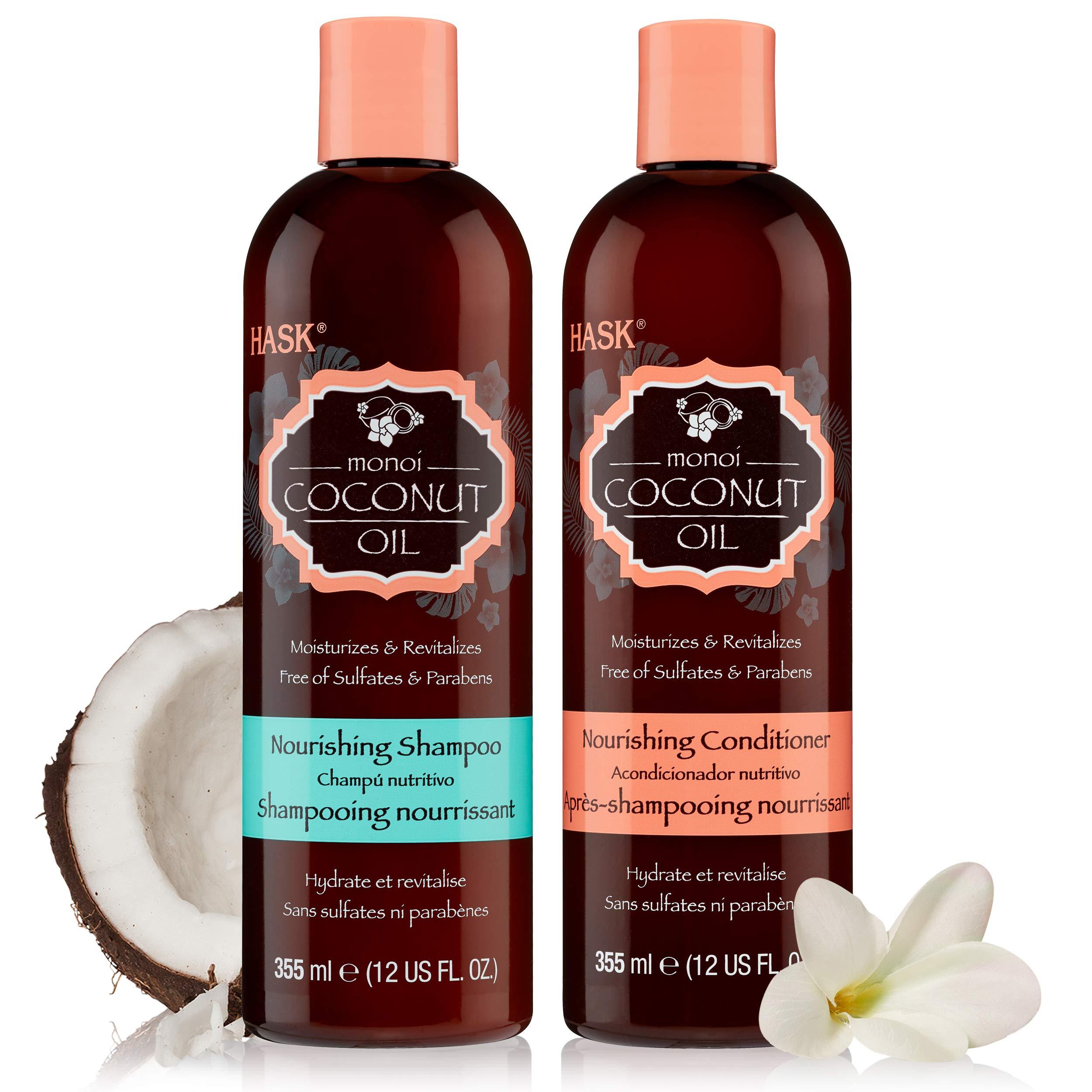 Beauty COCONUT Nourishing Shampoo Conditioner