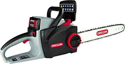 Best Oregon Cordless 16-inch Self-Sharpening Chainsaw with 6.0 Ah Battery and Rapid Charger Review