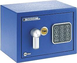 Yale 05572001-2, Cofre Eletrônico Yale, Azul  , YALE