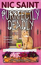 Purrfectly Deadly (The Mysteries of Max Book 2)