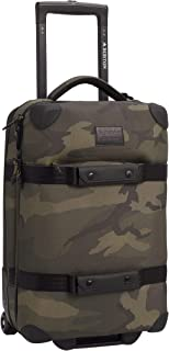 Burton Wheelie Flight Deck Luggage One Size Worn Camo Ballistic
