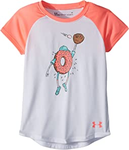 Under Armour Kids - Softball Donut Short Sleeve Tee (Toddler)