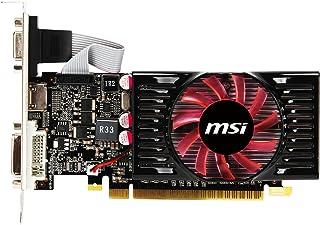 MSI V809-092R - Tarjeta gráfica (GeForce GT 620, 2560 x 1600 Pixeles, NVIDIA, 1 GB, DDR3-SDRAM, 64 bit)
