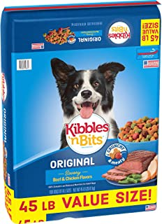 Kibbles Bits Original Chicken Flavors
