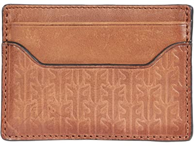 Frye Austin Money Clip Card Case Boxed