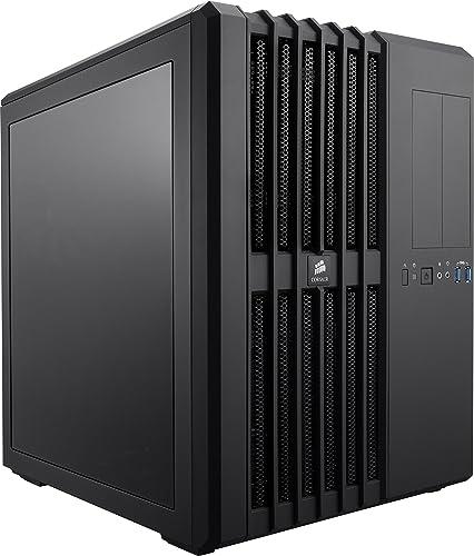 Corsair Carbide Air 540 Boîtier PC Gaming (Fenêtré Cube ATX High Airflow) Schwarz