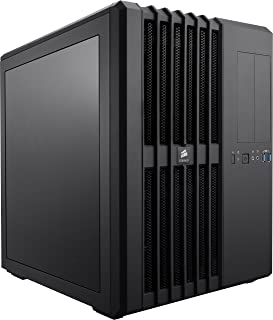 Corsair Carbide Air 540 - Caja de PC, Cube ATX, Ventana Lateral, Negro