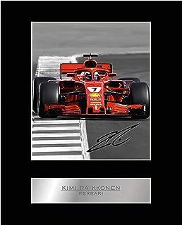 f1 signed memorabilia