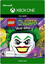 LEGO DC Super-Villains Deluxe Edition - Xbox One [Digital Code]