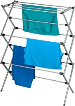 Honey-Can-Do DRY-01306 Folding 42-Inch Clothes Drying Rack,