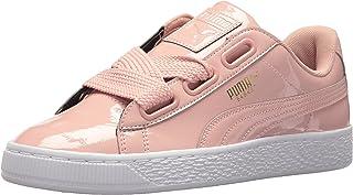 Puma Basket Heart Patent Wn Zapatillas de Deporte para Mujer