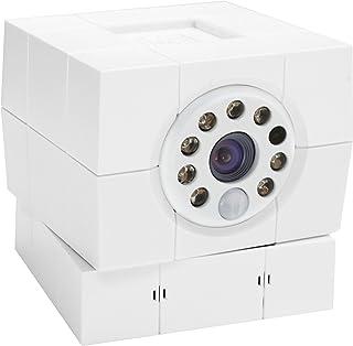 Amaryllo Amplus–Security Camera Icam Plus (360°, Motion Sensors and Audio), White