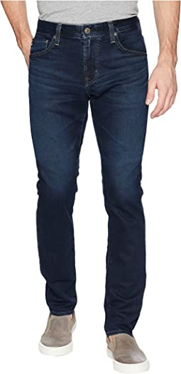 AG Adriano Goldschmied Dylan Skinny Leg Denim in Shadow Mountain