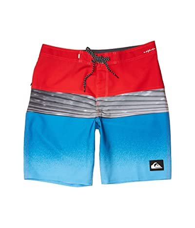 Quiksilver Highline Hold Down 20 Boardshorts (Hibiscus) Men