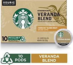 Best starbucks blonde roast caffeine content Reviews