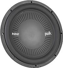 "Polk MM1 Series 10"" 1200W 4 Ohm Dual Voice Coil ATV, Car, & Marine Subwoofer"