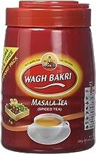 Wagh Bakri Masala Tea Spiced Tea Leaves in Export Pack,300 grams / 10.58 oz
