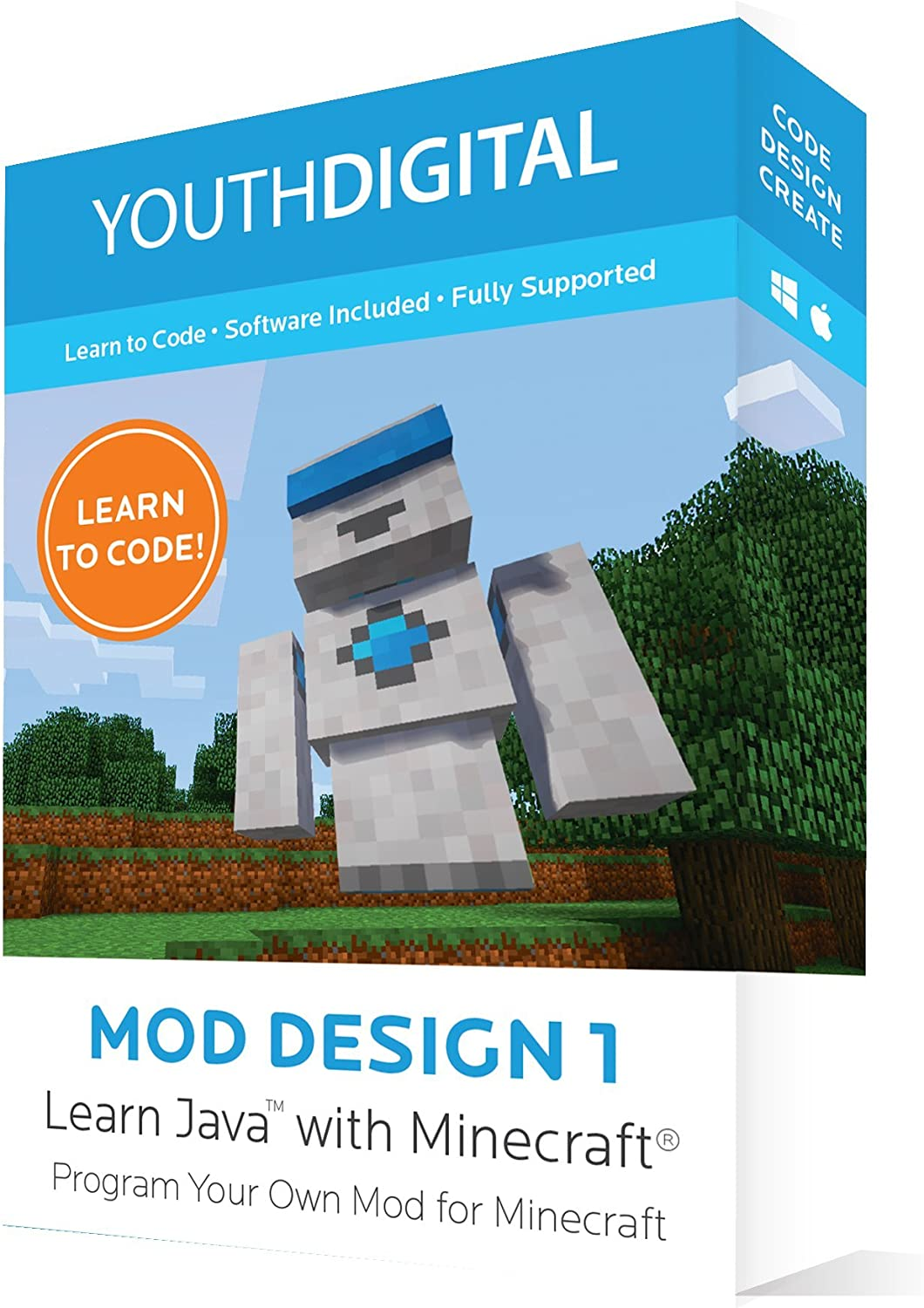 Youth Digital Mod Design Quantity limited 1 - MAC PC Online Course for Product