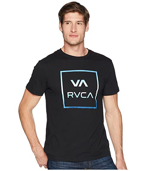 RVCA VA Fill Up Short Sleeve Black Wide Range Of Cheap Online Countdown Package Cheap Online h6KIM