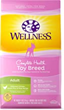 Wellness Complete Health Natural Dry Small Breed Dog Food Toy Breed Chicken & Rice