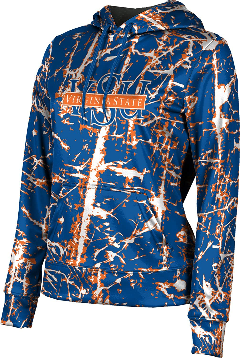 Genuine Free Shipping ProSphere Virginia Free shipping on posting reviews State University Hoodie Sch Pullover Women's