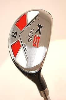 Majek Golf All Hybrid #9 Stiff Flex Right Handed New Utility S Flex Club