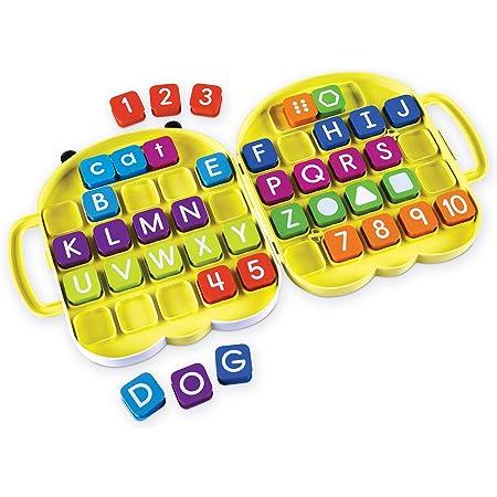 ラーニングリソーシズ アルファベット おもちゃ AlphaBee LER3787 正規品