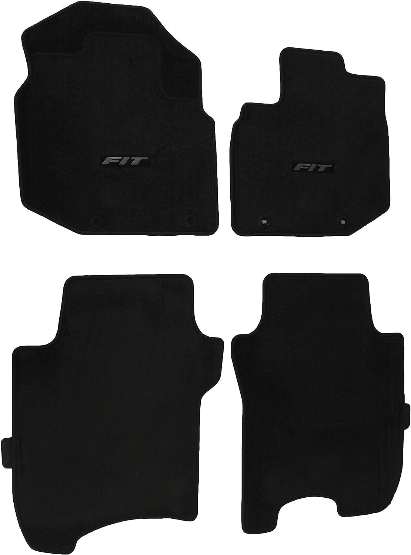 Genuine Honda 08P15-TK6-110 Carpet Recommendation Floor Mat black Max 52% OFF