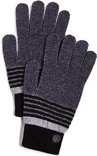 Ted Baker Men's Twins Striped Gloves