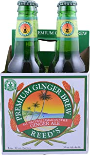 Reed's Premium Ginger Brew 24 Pack