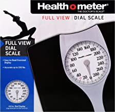 Best health o'meter full view dial scale Reviews
