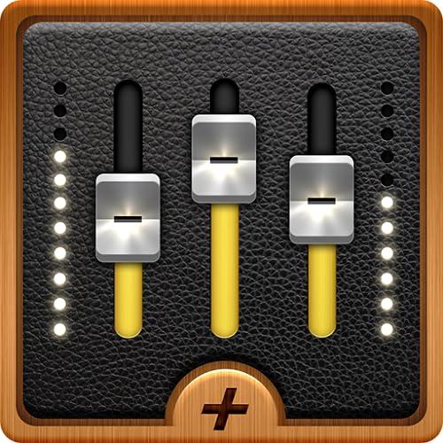Ecualizador + (Reproductor de música y amplificador de volumen)