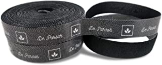 De Parsah Cable Tidy Management, Cable Tape, Fastening Tape Cable Ties with Sticky Strips, Hook and Loop Reusable and Flex...
