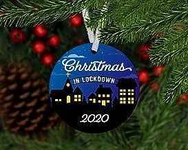 Christmas Xmas Decor 2020 Ornament Xmas in Lockdown 2020 Ornament, Xmas Lockdown Xmas Ornament, Quarantine Xmas Ornament, ...