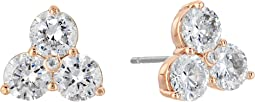 Kate Spade New York - Flying Colors Trio Stud Earrings