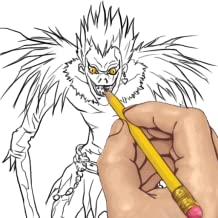 How to Draw: Death Note Anime Characters