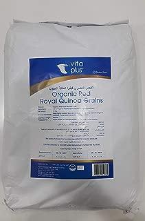 Vitaplus+ Organic Quinoa Red Grain - 10 kg
