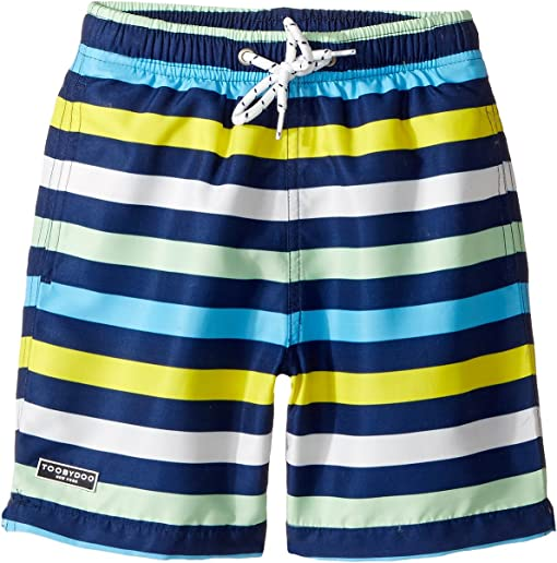 Navy/Blue/Green/White/Yellow