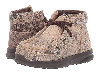 M&F Western Kids Dayton (Toddler) (Natural) Boys Shoes